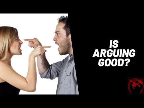 Is Arguing Good For A Relationship?