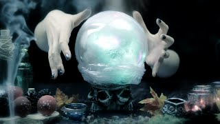 DIY: Magic Crystal Ball