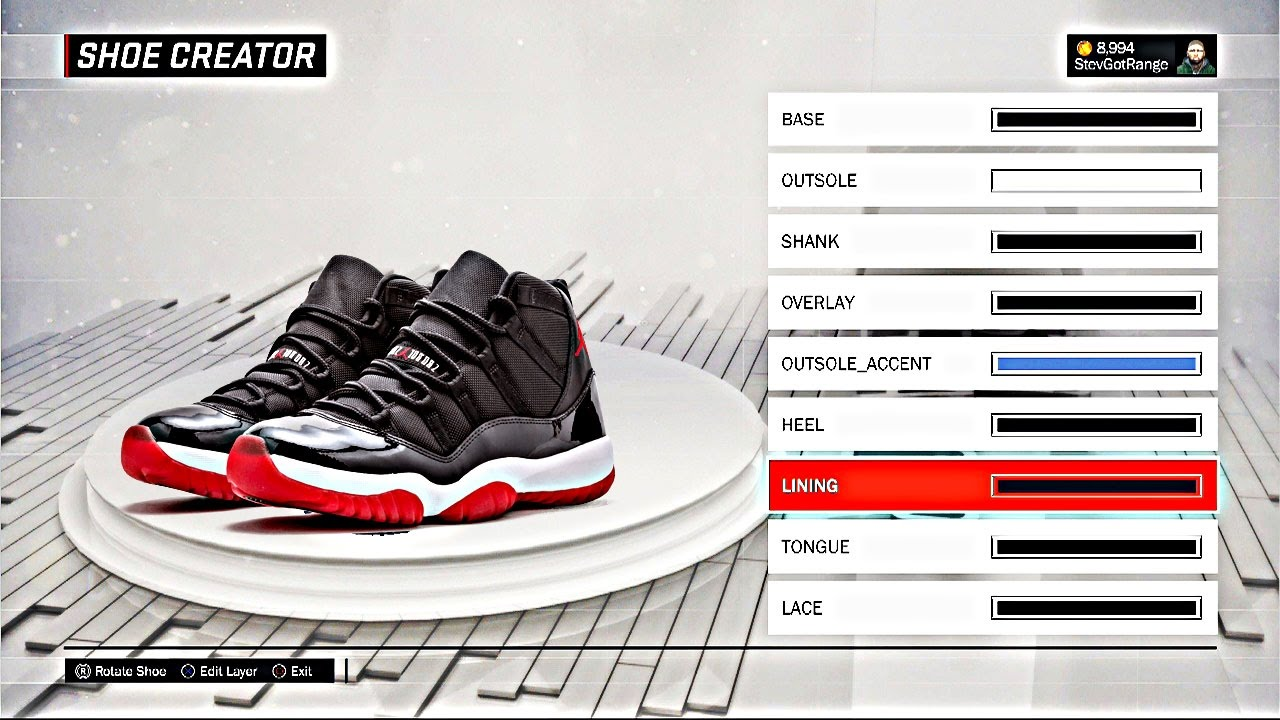 jordan shoes creator 2k18 nba draft 758957