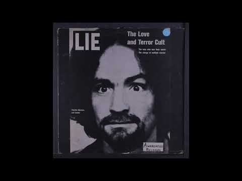 Charles Manson-Lie: The Love and Terror Cult