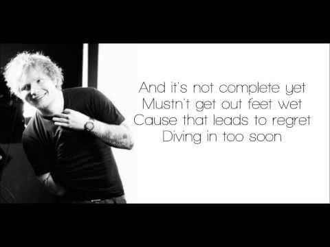 Little Bird - Ed Sheeran Lyrics