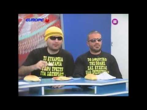 Raptopoulos Ραπτόπουλος best of (άγνωστες ατάκες, εκρήξεις και άλλα...)