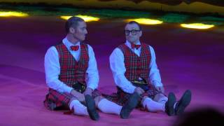 Wolf Brothers - 41st International Circus Festival of Monte-Carlo 2017 4K