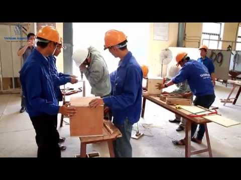 [Vietnam Manpower] Furniture Carpenter Trade Test