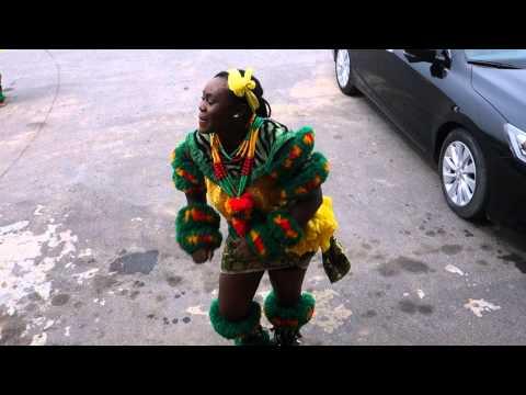 Dancing in Calabar
