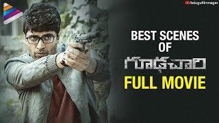 Best Scenes of Goodachari Telugu Full Movie | Adivi Sesh | Shashikiran | Telugu FilmNagar