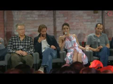 Nerd HQ 2016: A Conversation with the Cast of Colony