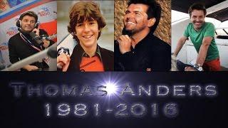 Thomas Anders 1981-2016