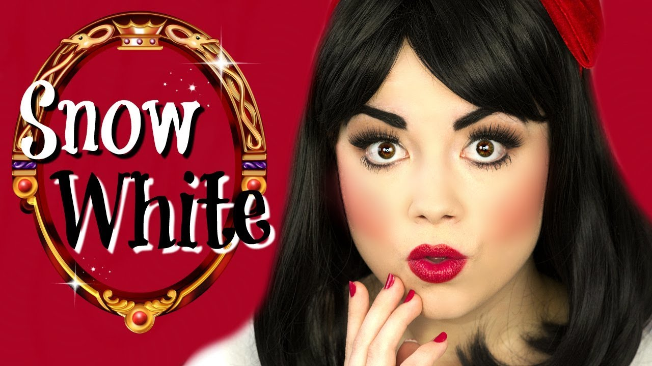 Snow white face character makeup tutorial faces by cait b youtube snow white face character makeup tutorial faces by cait b baditri Choice Image