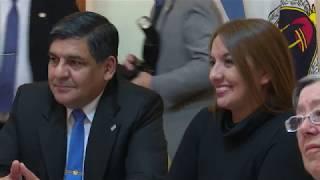 Video: Noche Más Larga: Antiguas pobladoras visitaron la Presidencia de Legislatura