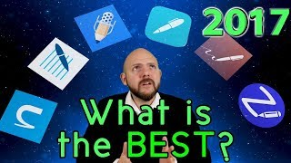 What is the Best Note Taking App in 2018 ? | NotesPlus vs GoodNotes4 vs Notability vs Nebo vs 2more