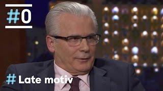 Late Motiv: Entrevista a Baltasar Garzón #LateMotiv163 | #0