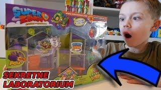 SUPER ZINGS 2 - SEKRETNE LABORATORIUM - ROBIMY NAPAD!