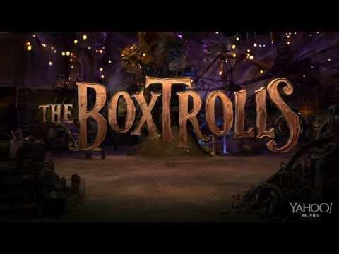 THE BOXTROLLS Official HD Teaser Trailer #3