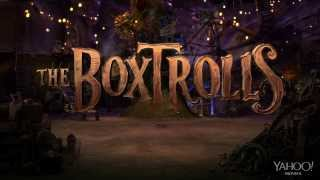 THE BOXTROLLS Official HD Teaser Trailer #3