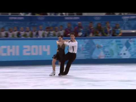 Tessa VIRTUE Scott MOIR SD 2014 Olympic Winter Games Sochi