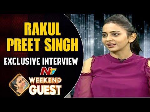 Rakul Preet Singh Exclusive Interview    #Khakee Movie    Weekend Guest    NTV
