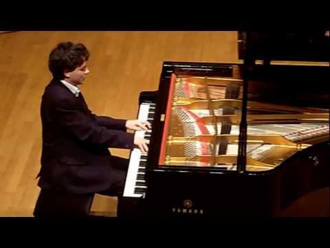 Rémi Geniet - Beethoven: sonate pour piano No. 9 en mi majeur op. 14 No. 1