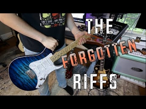 10 Riffs You Forgot About!