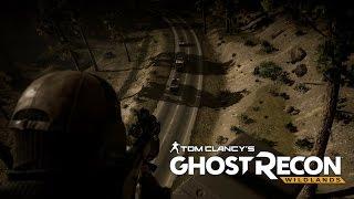 Ghost Recon Immersive Helicopter Interdiction/Convoy Attack