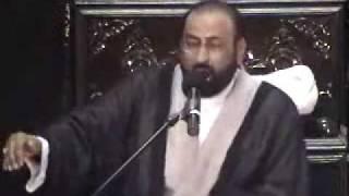 Maulana Dr Sakhawat Hussain sandralvi Toranto Majlis 2 Part 8
