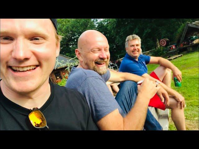 FØRERMØTE Podcast Party - VLog 107