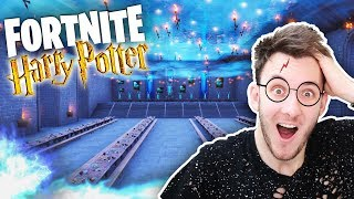 HARRY POTTER ve FORTNITU!!!
