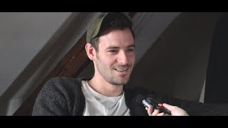 Roo Panes Interview in Munich