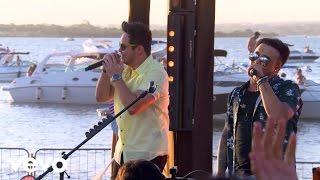 Matheus & Kauan - A Rosa E O Beija-Flor - Na Praia Ao Vivo thumbnail