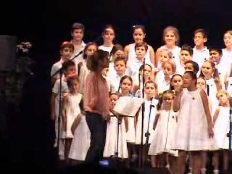 Concerto Piccolo Coro - Città dello Zecchino 2011 - 3) Angelalla