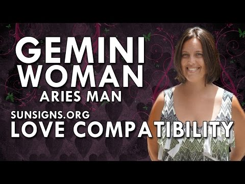 Gemini Woman Aries Man – A Creative And Passionate Relationship