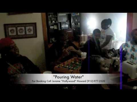 Anointed Voices Pouring Water