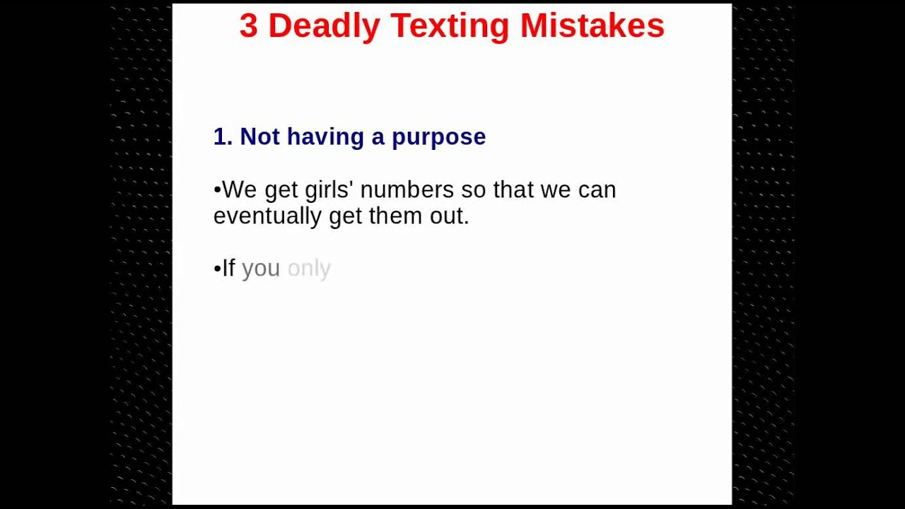 Text Games To Play With Girls