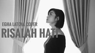 EGHA DE LATOYA - RISALAH HATI (DEWA19) - LIVE ACOUSTIC