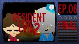 [PS1] RESIDENT EVIL 2 [EP08] FINAL
