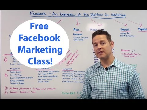 Facebook Marketing For Business Tutorial – John Lincoln, Ignite Visibility