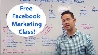 Facebook Marketing For Business Tutorial - John Lincoln, Ignite Visibility