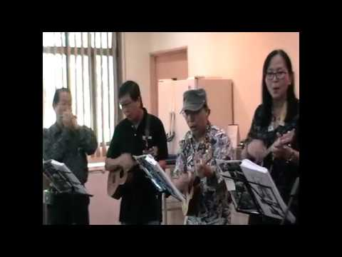 BVM Ukulele Group Re visited Lentor Residence- 25th Nov 2017