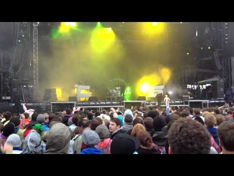 Chase & Status - Pieces (Live @Rock am Ring 2012)