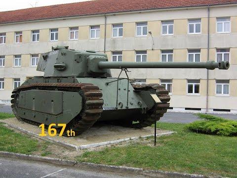 """French Heavy Tank ARL 44 """" Ace Tanker """" Karelia 3078 damage 1 kill"""
