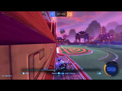 ROCKET LEAGUE MLG