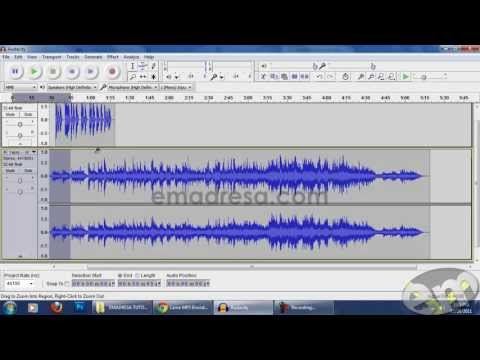 Urdu Tutorials Recording URDU Poetry with Audio Effects by e