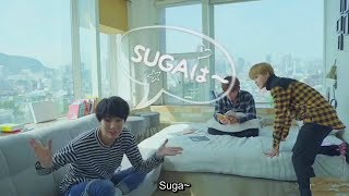 When you can't understand SUGA (BTS)