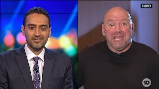 Download Video Australian TV Host Attacks the UFC MP3 3GP MP4