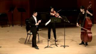 Concertino by Erwin Schulhoff  - Allegro furioso (Furiant)