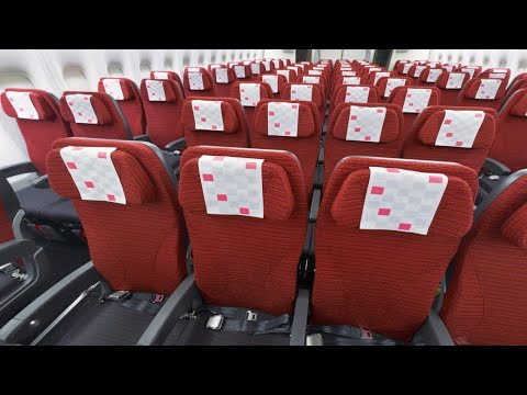 [Quick review] Japan Airlines B777-200ER NEW* Economy Class