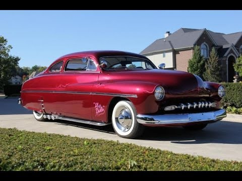 Mercury Lead Sled Test Drive Classic Muscle Car For Sale In - Classic and custom cars for sale