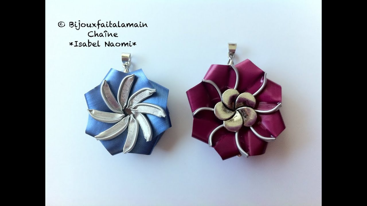 Favorit DIY Coffee pod: Comment-faire des pendentifs tourbillon edelweiss  AZ18