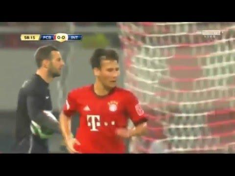 Fabian Benko - Bayern Talent - Skills 2015