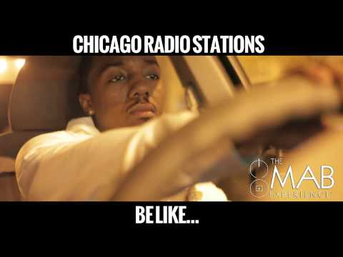 Chicago Radio Stations Be Like